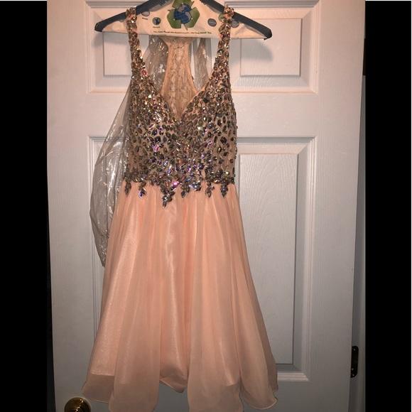 Dresses Girls 8th Grade Graduation Or Semi Dress Poshmark